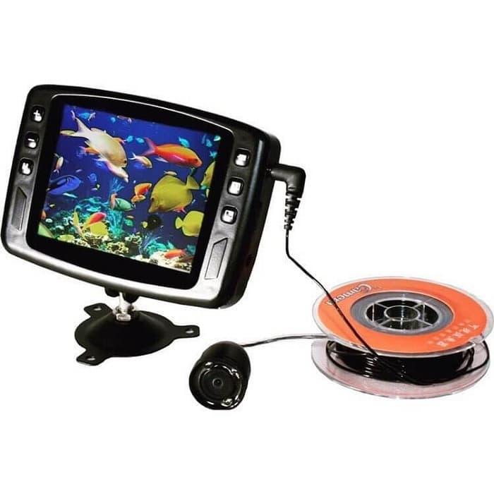 Камера для зимней и летней рыбалки