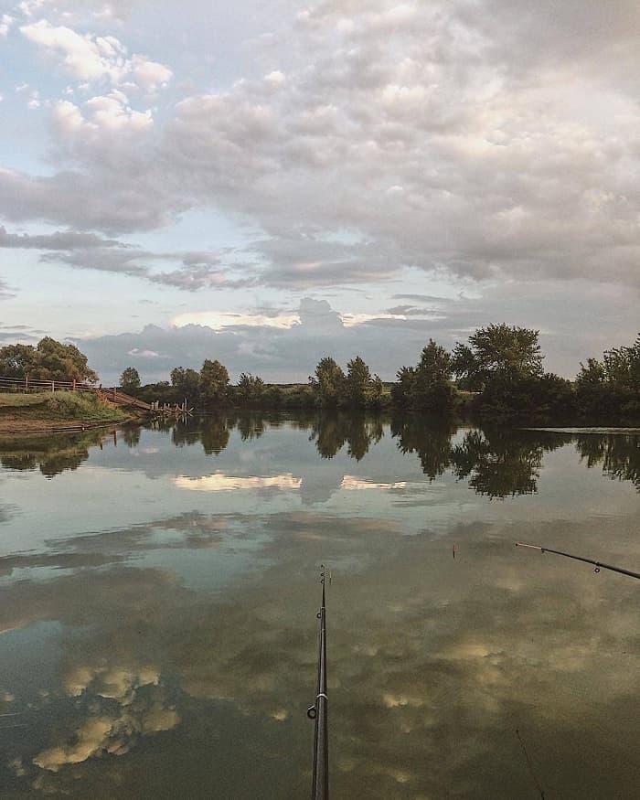 Рыбалка в Орловской области