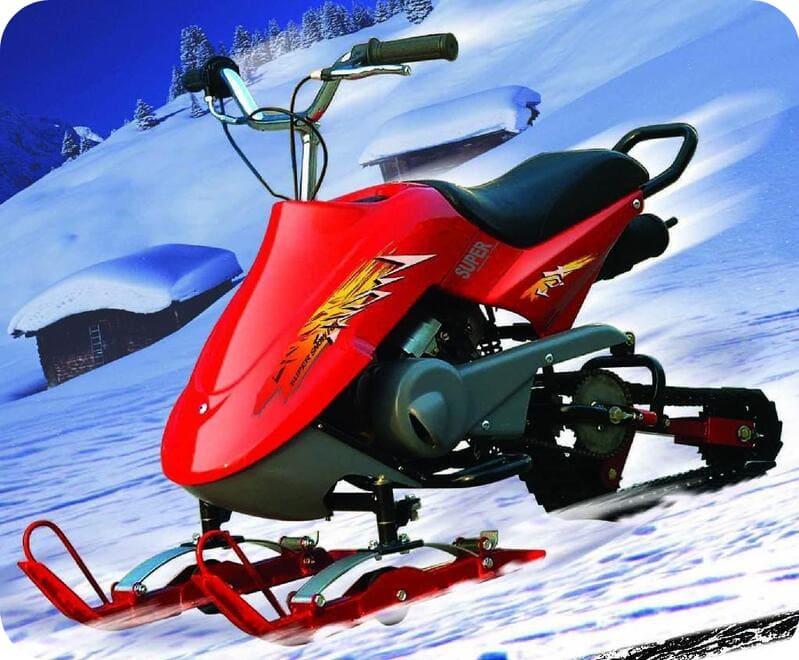 снегоход Patron Snowfox 80
