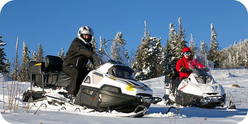 Отзывы о снегоходе Stels Viking 800 М