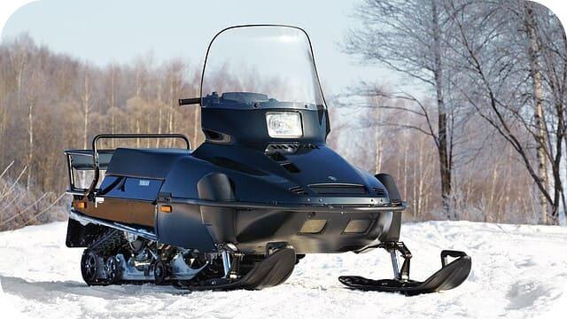 Технические характеристики Yamaha Viking 540 IV