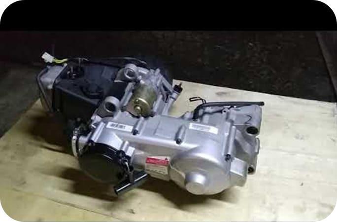 двигатель Stels Kapitan S150