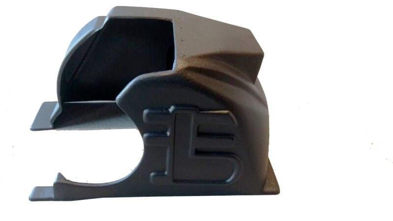 Защитный кожух мотора миниснегохода Бурлак
