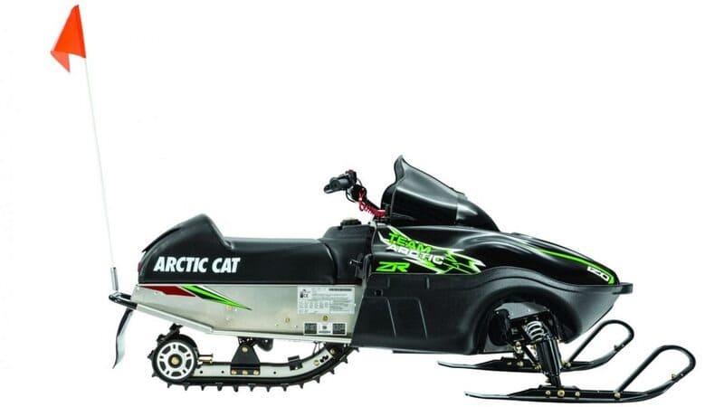 Снегоход Arctic Cat F120