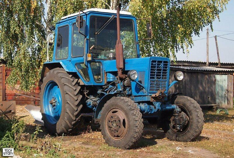 Сельскохозяйственная техника