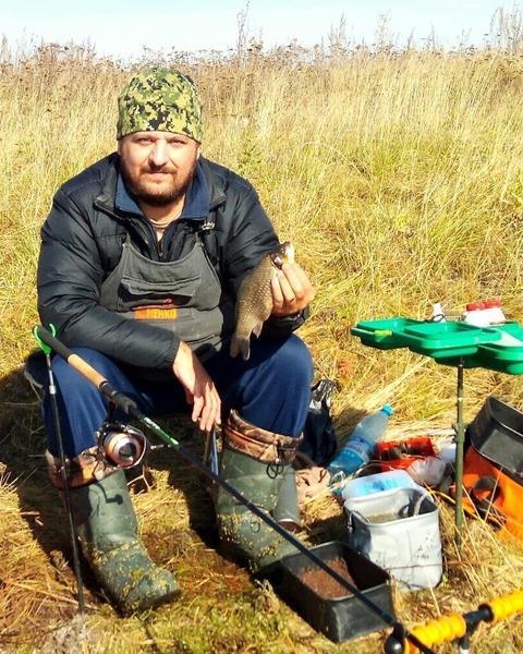 Ловля леща с помощью каши