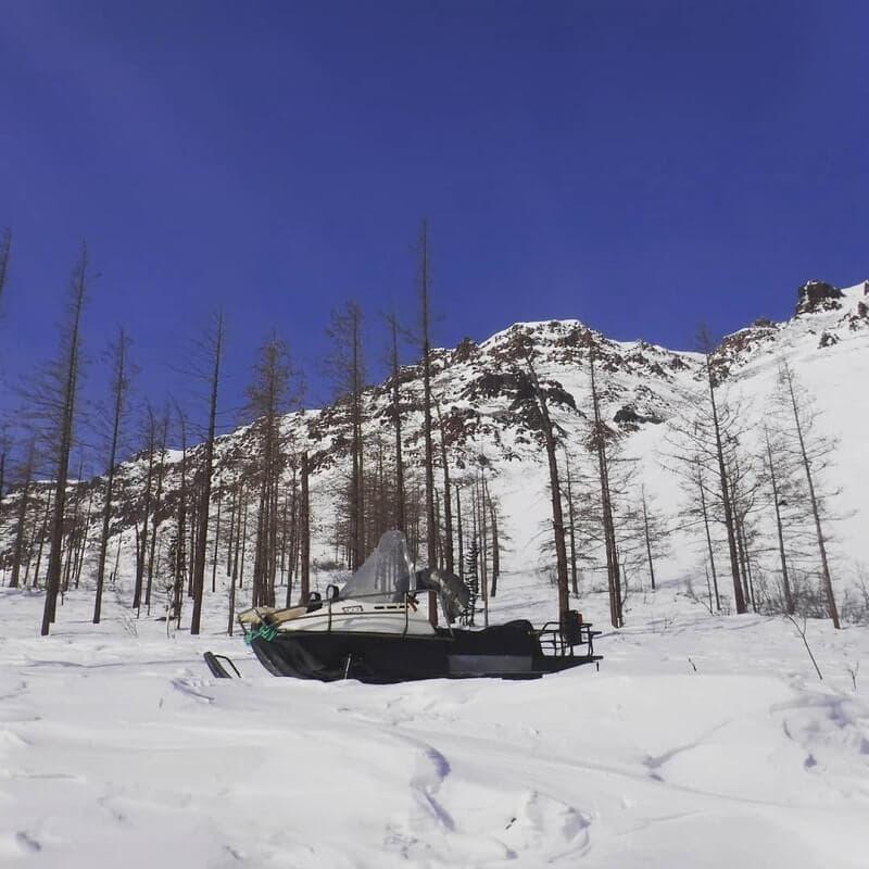 Сравнение снегоходов Тайга и Рысь