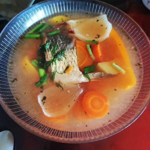 Рецепт супа из рыбы