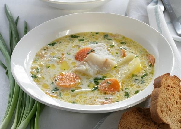 Рецепты супа с плавленным сыром