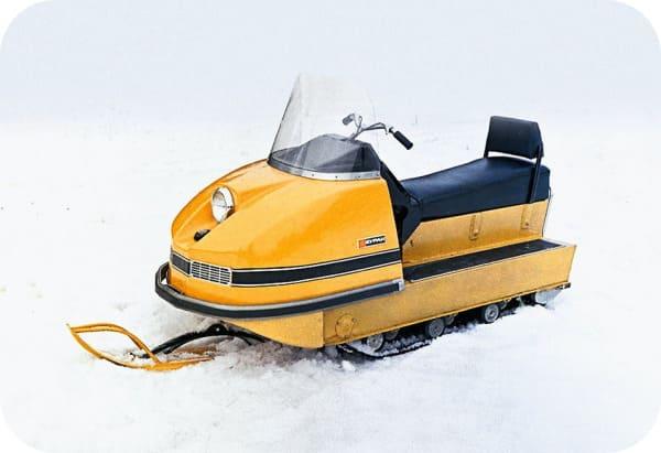 Какая трансмиссия у снегохода Буран