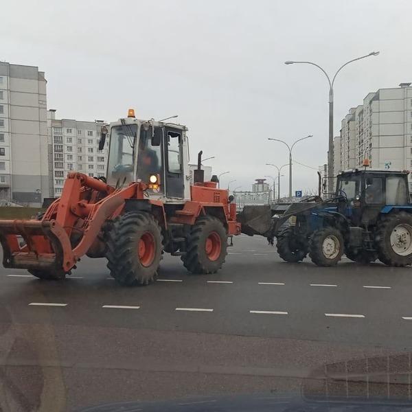 Тракторные работы