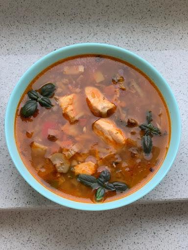 Рыбный суп