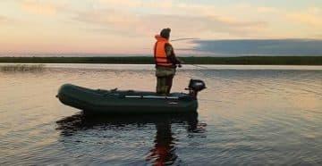 Рыбалка в Псковской области