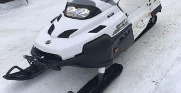 снегоход брп 1200