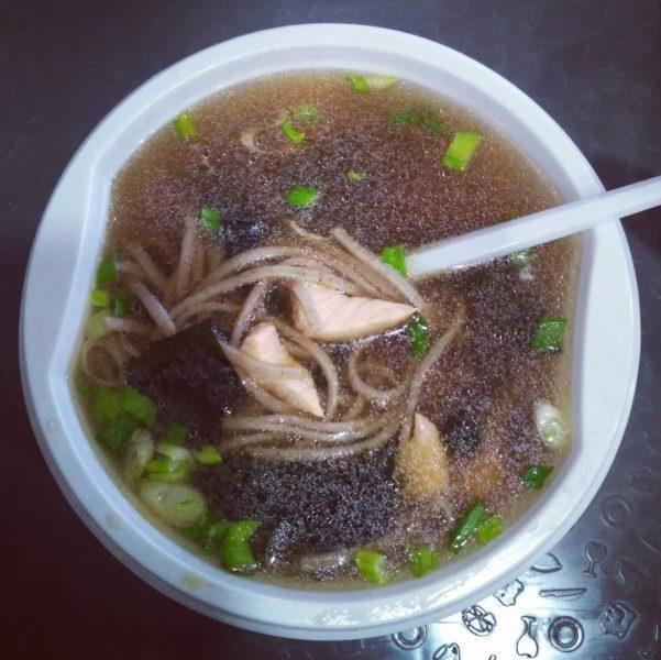 Суимоно суп