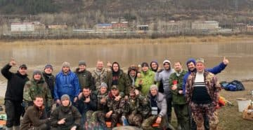 Рыбалка Коми-Пермяцком округе