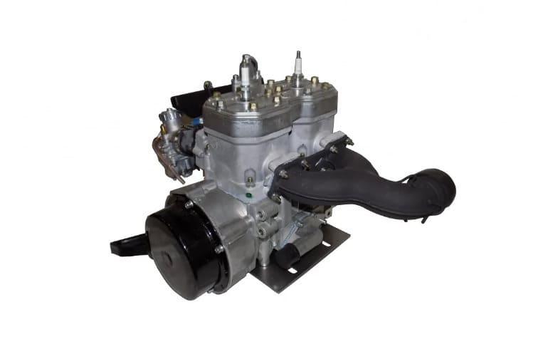 Двигатель снегохода Тайга Атака 2