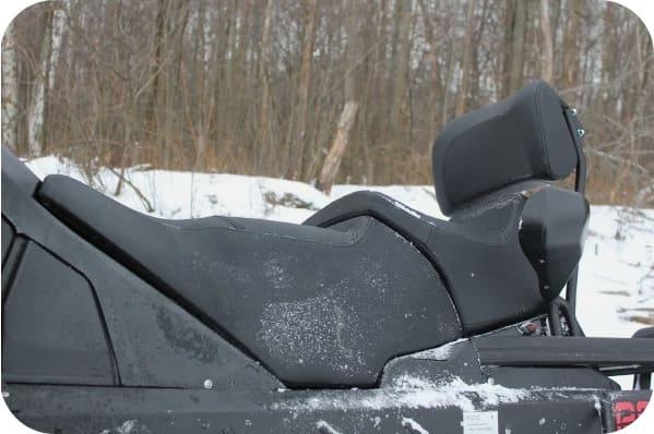 подогрев Снегохода RM Vector 551i