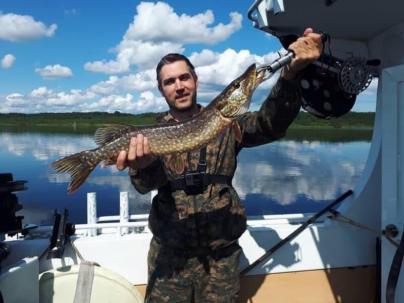 штраф за рыбалку во время нереста