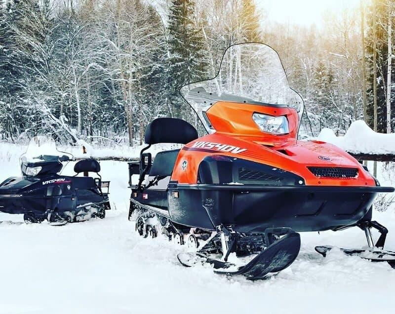 снегоход с двигателем лифан своими руками