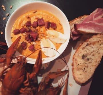 суп пюре из рыбы со сливками
