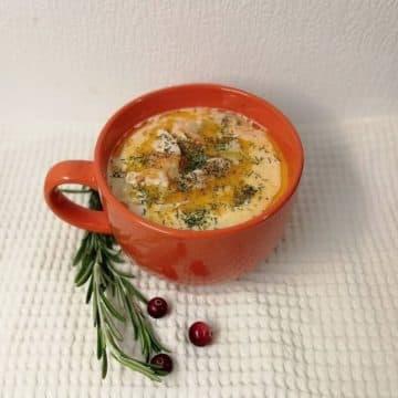 суп из сушеных снетков