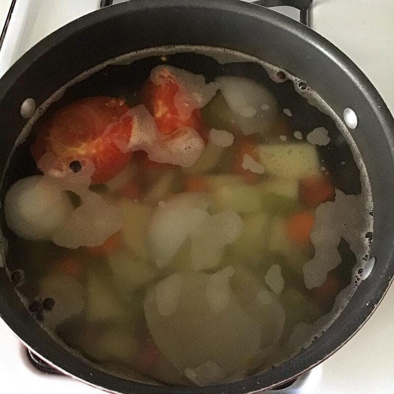 Как убрать горечь с рыбной ухи