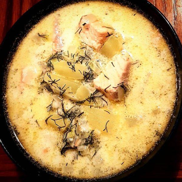 Лучшая рыба для супа
