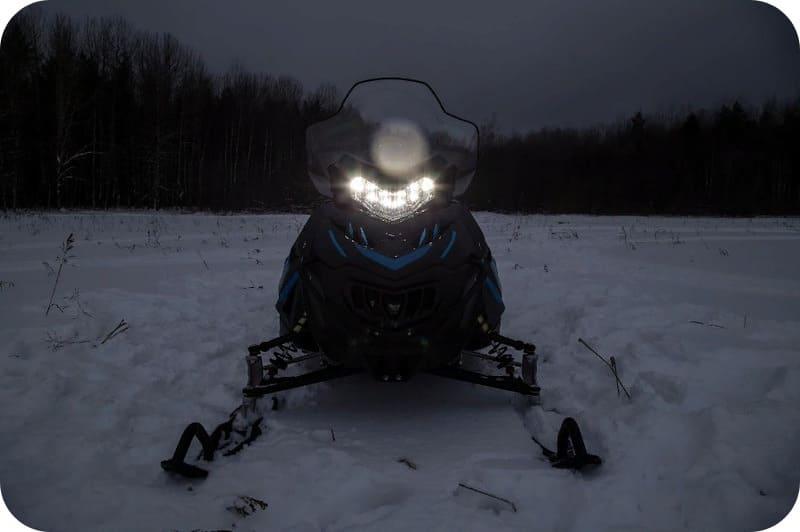 светодиодная фара Снегохода RM Vector 551i
