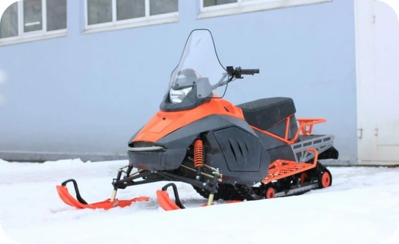 Проходимость снегохода Irbis Tungus 500L