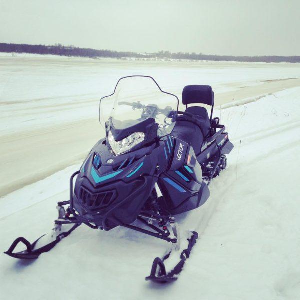 Снегоход RM VECTOR