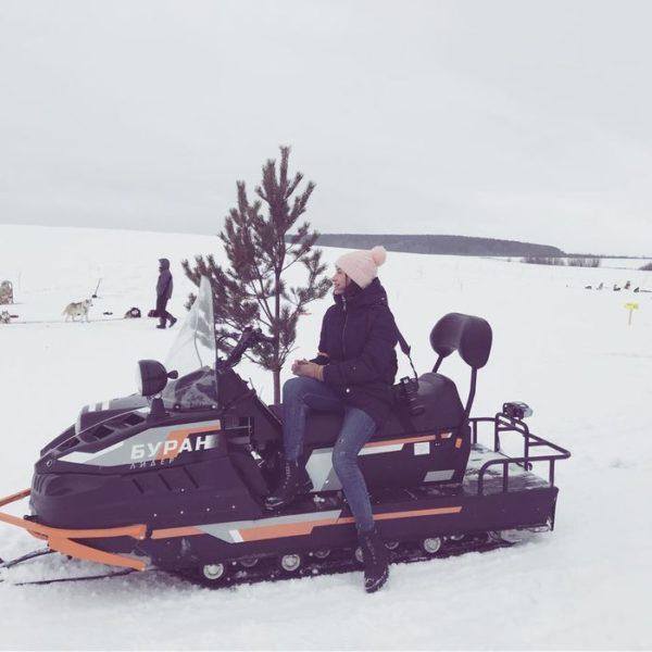 Права на снегоход