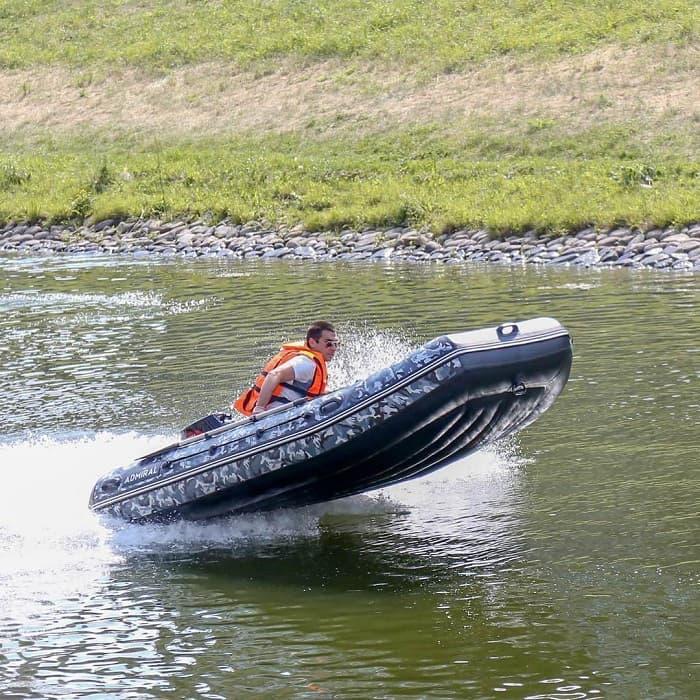 Надёжность надувной лодки