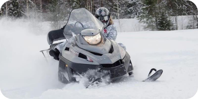 Снегоход Барс Тайга