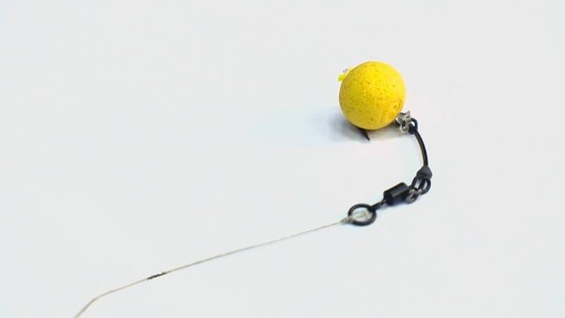 Ловля леща на бойлы — Здесь рыба