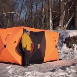 Размеры палатки куб
