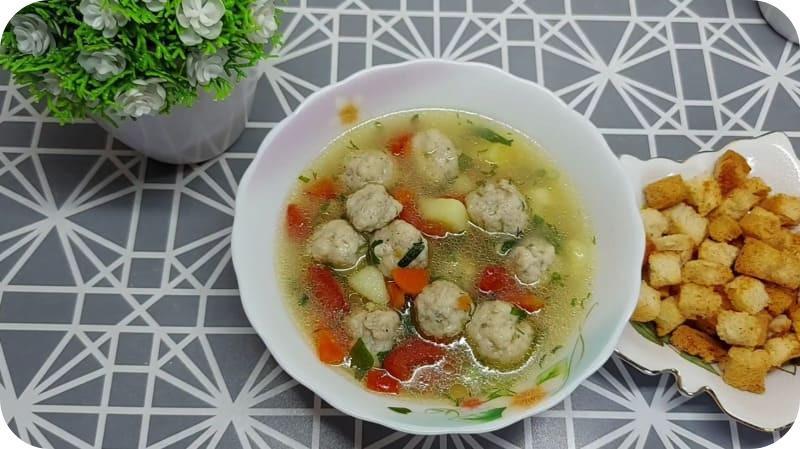 Вкусный суп из щуки