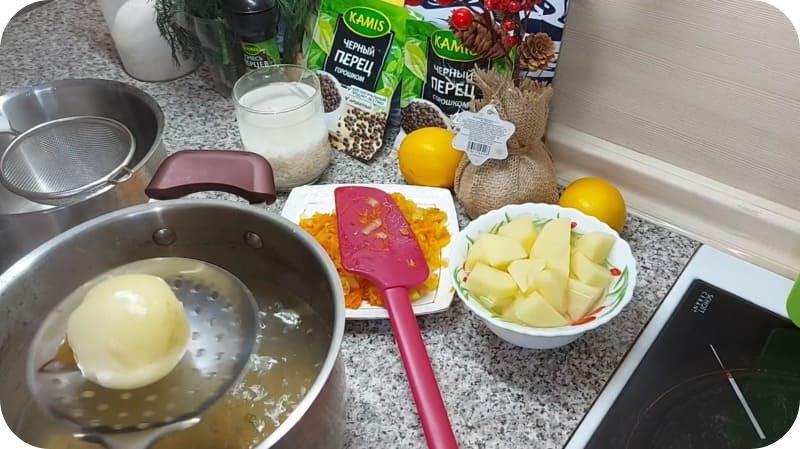 Лук для супа