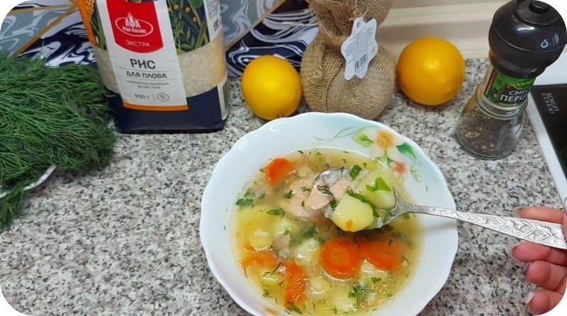 Суп на ужин
