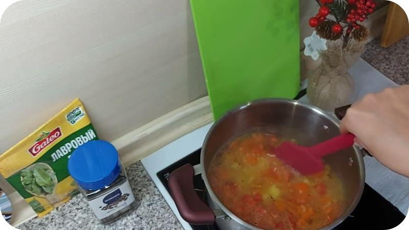 Приятный суп