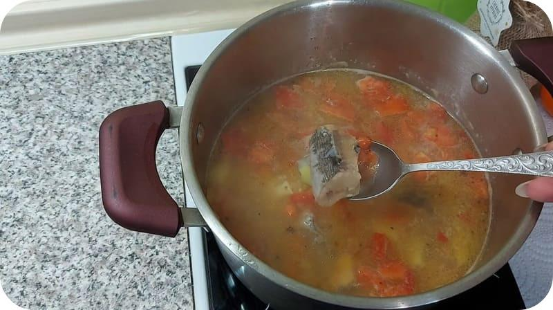 Ароматный наваристый суп