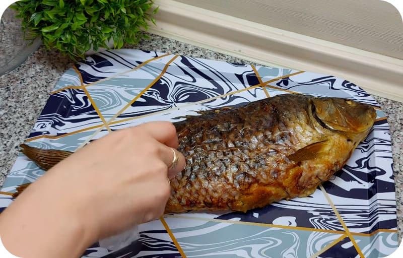 фаршированная рыба по еврейски