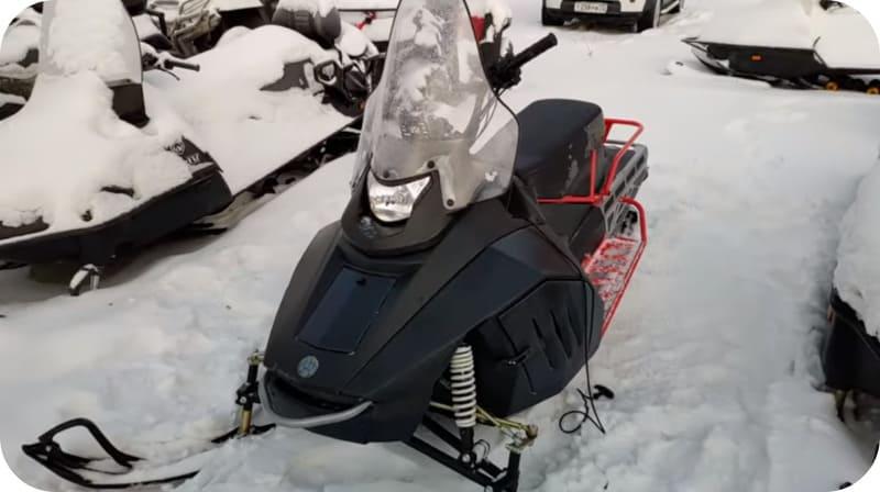 Отзывы снегохода Ирбис Тунгус 600