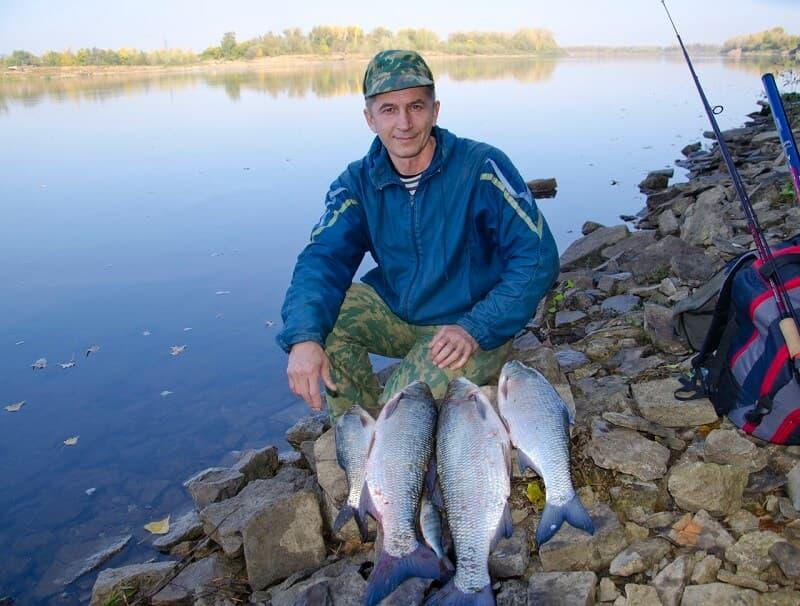 Павловское водохранилище в Башкирии: рыбалка летом