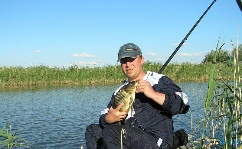 рыбалка в саратовской области на волге