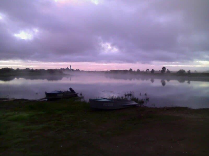 вологодская область рыбалка