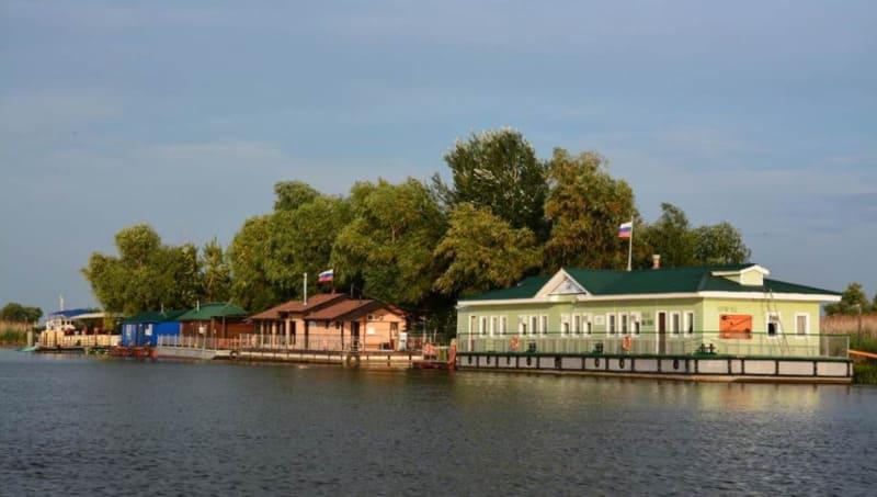 Рыболовная база «Райтель»