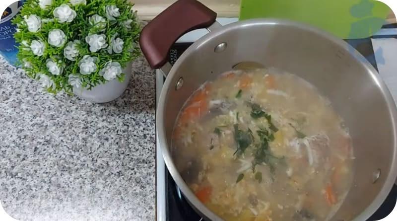 Супер-быстрый суп