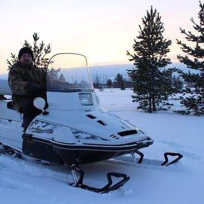 масло для снегохода ямаха викинг 540