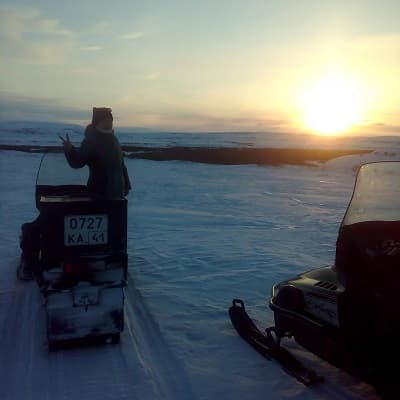 снегоход скидо тундра 2